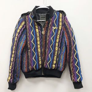 COOGI. Vintage Bomber Jacket MINT Medium
